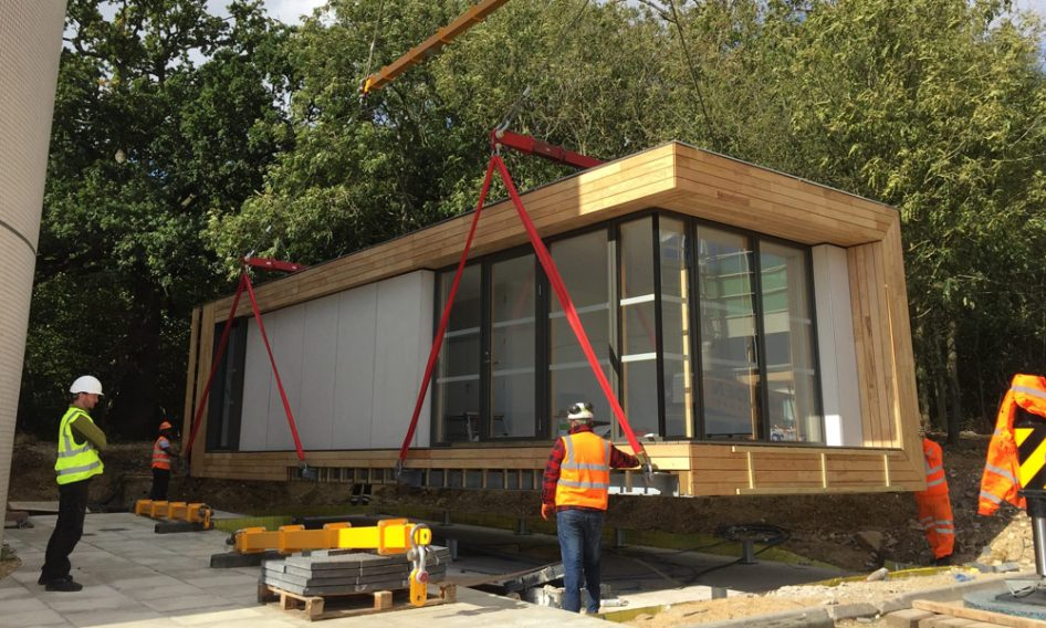 Dwelle Custom Build Self Build Prefabricated Eco Homes