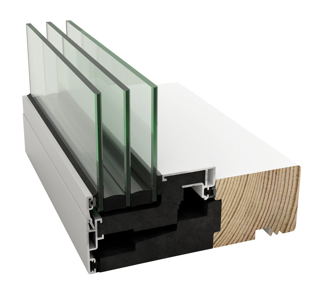 Dwelle triple glazing for Best triple glazing